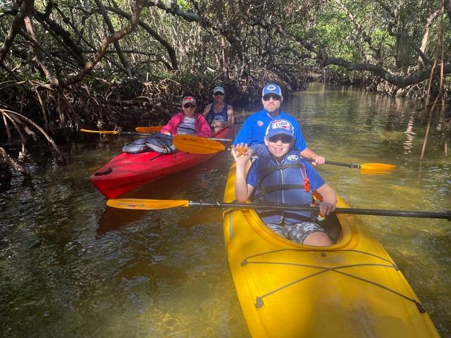 Kayak Tour Tips